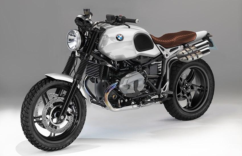 เร็วๆนี้กับ BMW Scrambler