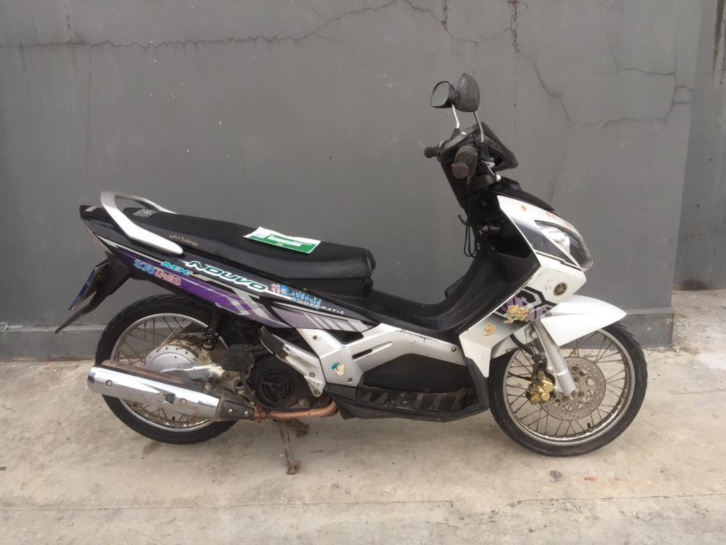 Yamaha Nouvo Mx 115 Cc 2549 9900 Nuvo
